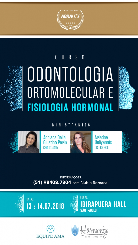 ODONTOLOGIA ORTOMOLECULAR: NUTRACÊUTICOS NA CLÍNICA DIÁRIA